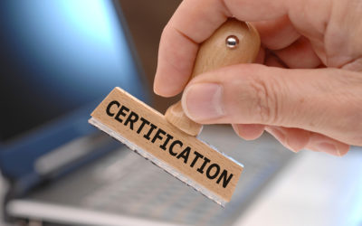 Międzynarodowe Certyfikaty ETS